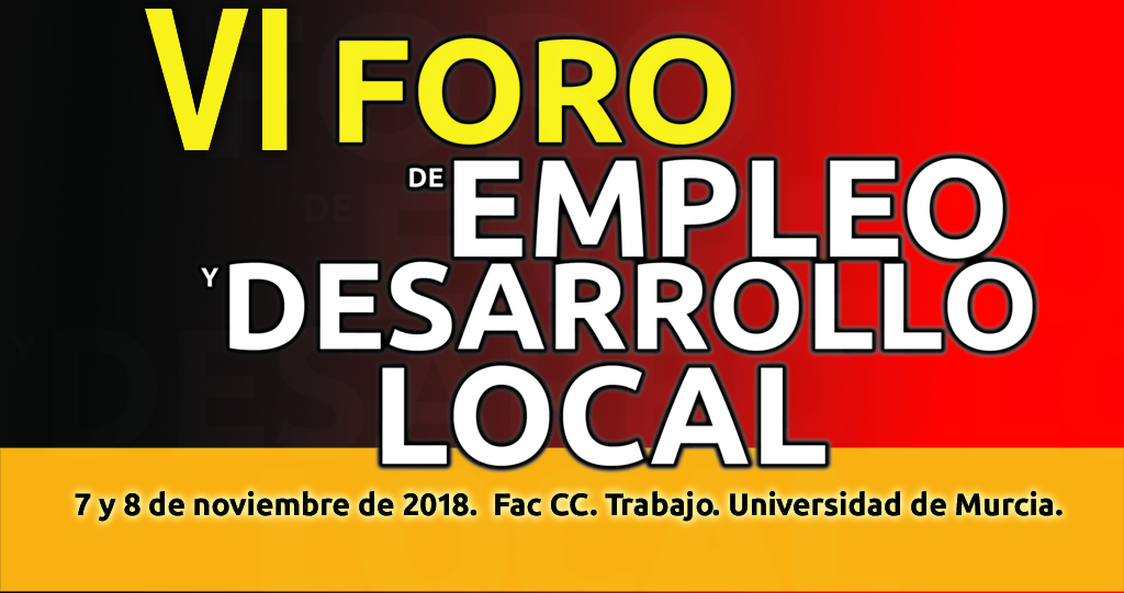 VI Foro de Empleo y Desarrollo Local